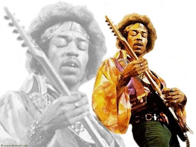 Jimi Hendrix Club de los 27 años