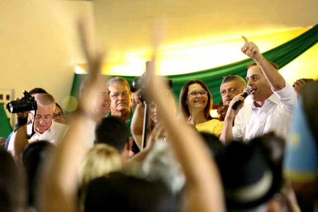 Maioria das forças políticas de Jupi e Jucati estão com Paulo Câmara