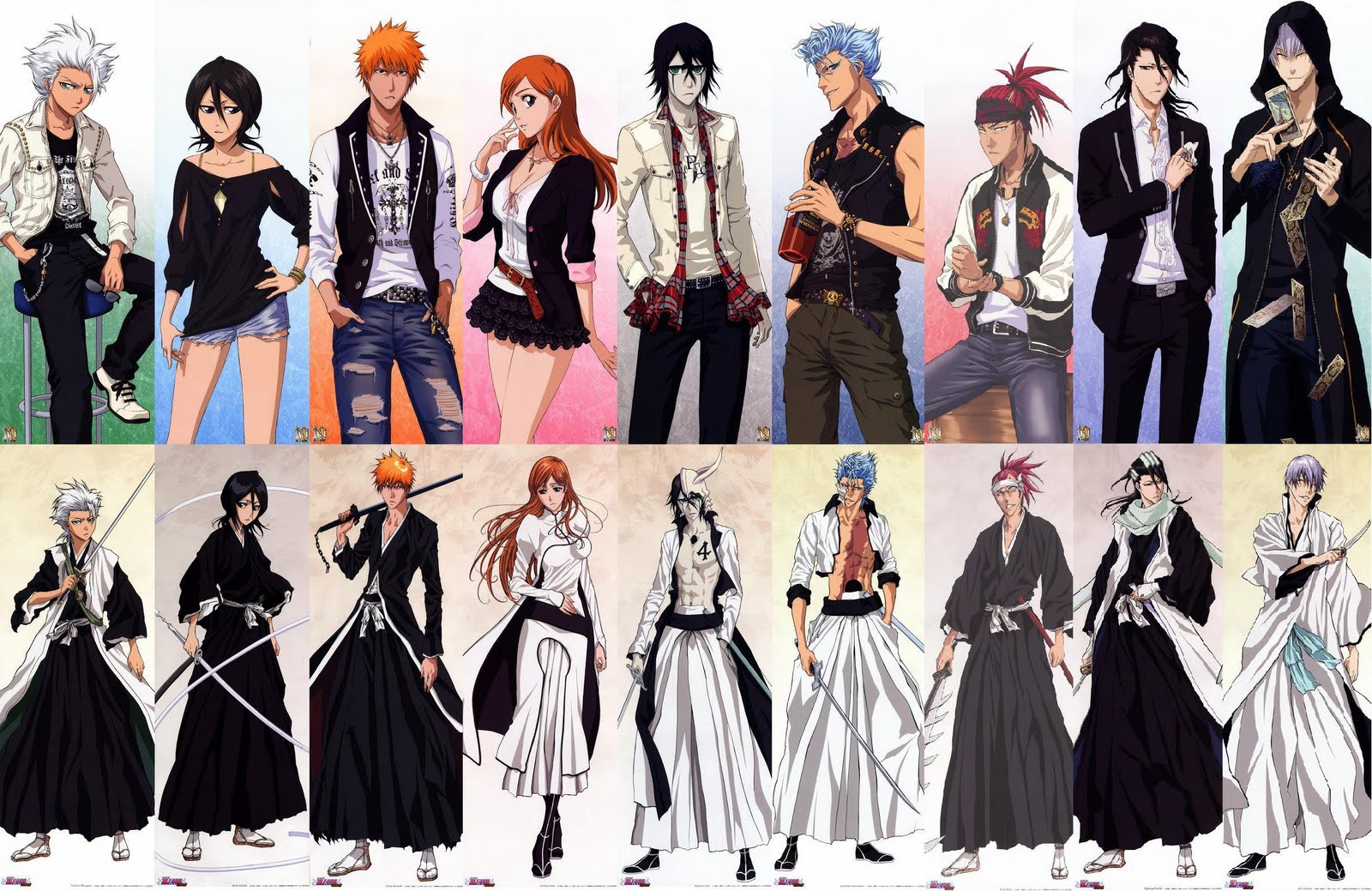 Bleach the 1st movie