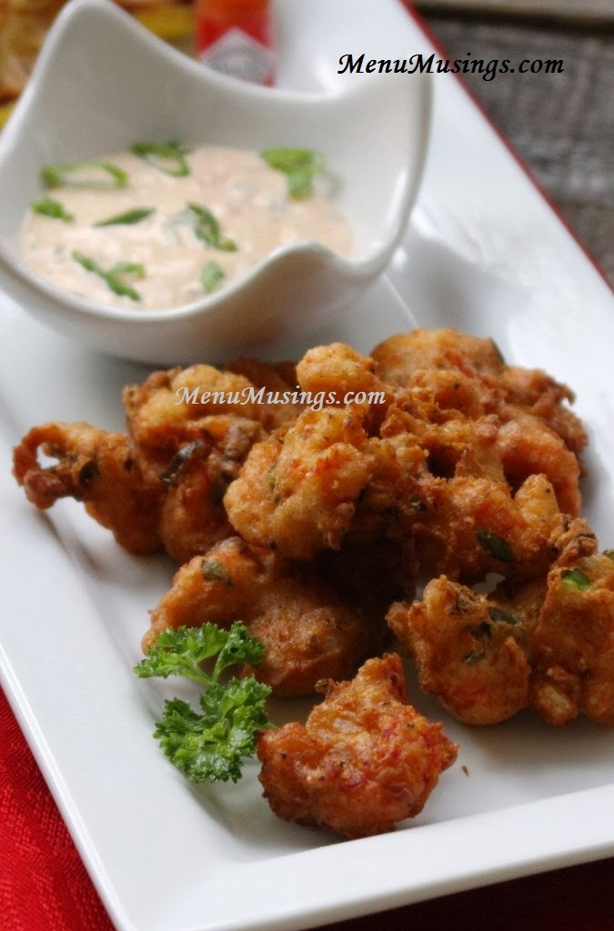 with spicy crawfish fritters with spicy corn fritters with spicy add ...
