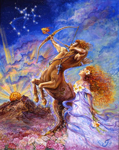 New Moon In Sagittarius ~ November 22