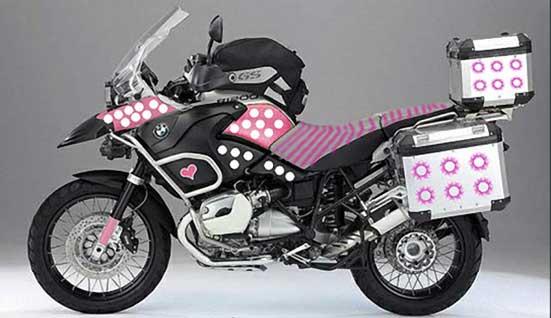 Variedades De Motos Para Mujeres