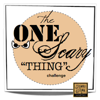The One Scary Thing Challenge via Funky Junk Interiors