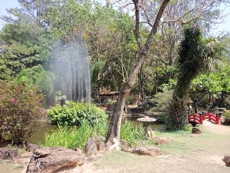 Jardim Japonês, Caldas Novas-GO