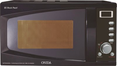 Onida MO20GJP22B 20 L Grill Microwave Oven for Rs 4990 || Launch offer price
