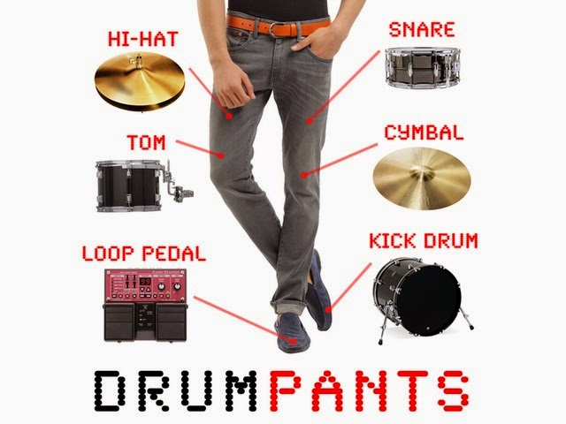 Useful Musical Gadgets - DrumPants (15) 12