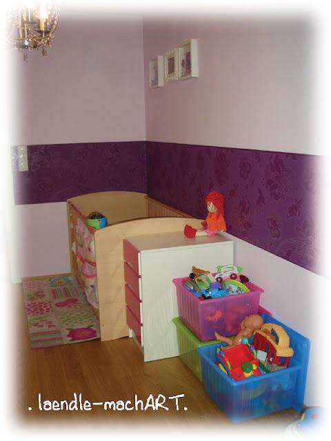 Mädchenzimmer Deko