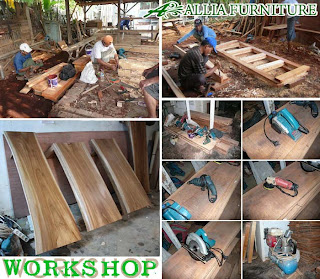 Workshop & Bengkel Allia Furniture