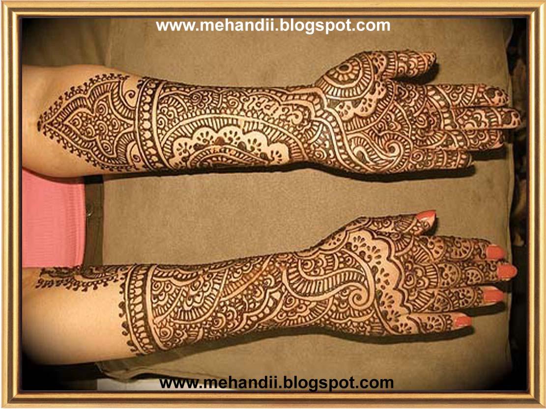 Hands Dulhan Mehndi Photo Sharing : Hands dulhan mehndi photo sharing design