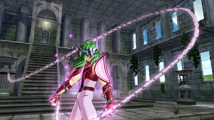 Screenshots de Saint Seiya: Brave Soldiers