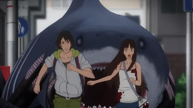 Gyo: Tokyo Fish Attack (Pelicula)