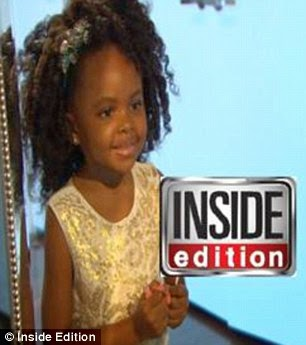 Check Out Photos Of Beyonce's 4 year Old Half Sister, Matthew Knowles Love Child