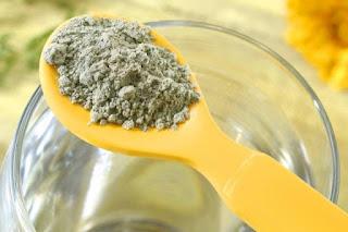 curarsi con argilla