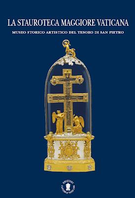 """βιβλίο Ο """"Πατριαρχικός Σταυρός"""" του Μάστριχτ ή Μείζων Βατικάνειος Σταυρός ή Σταυρός του Ρωμανού Β'"""