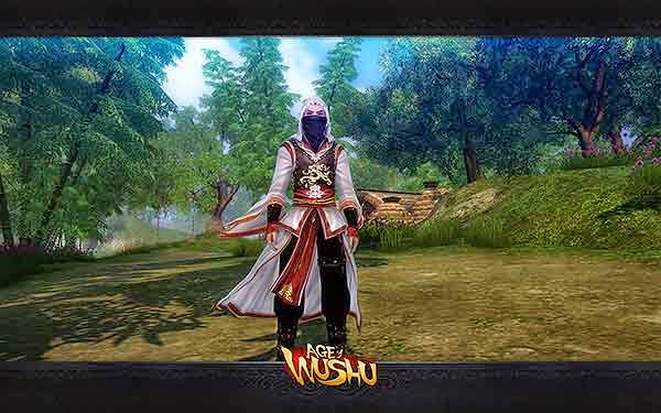 Download Free MMORPG Games - Age of Wushu