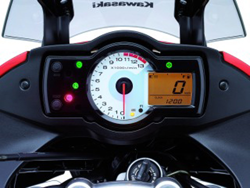 Kawasaki Versys Top Speed