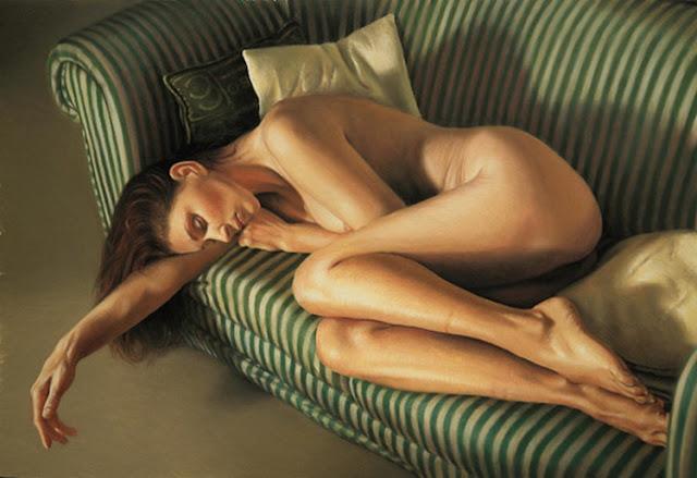 D.W.C. Natural Woman - Artist Krzysztof Izdebski-Cruz