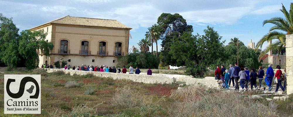 CAMINS Sant Joan d'Alacant