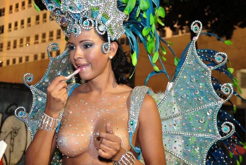 Рио де жанейро карнавал голые