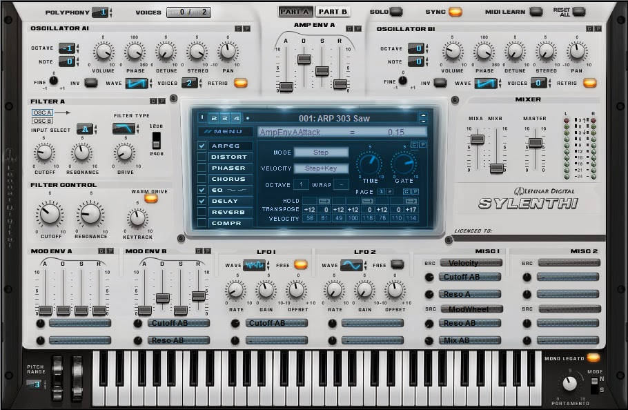 download plugin sylenth1 full crack