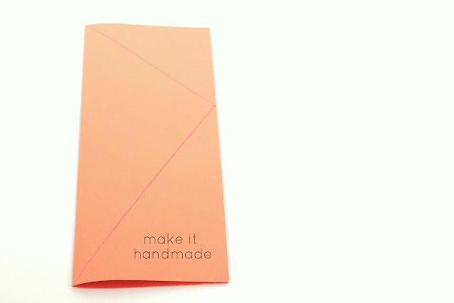 Construction Paper Kites for Uttarayan. Tutorial by Make It Handmade