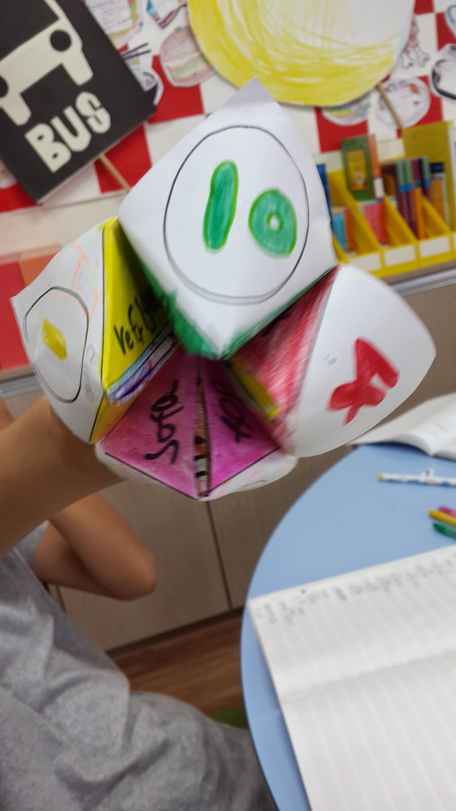 top 5 review game and fortune teller game project mrs baia u0027s
