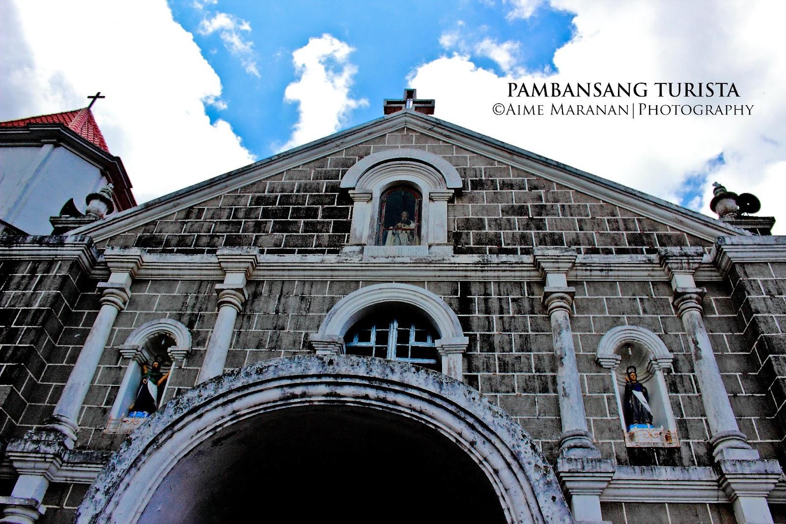 pambansang turista: cavite: indang - st. gregory the great parish