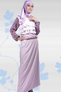 OMG Gamis M1 - Lavender
