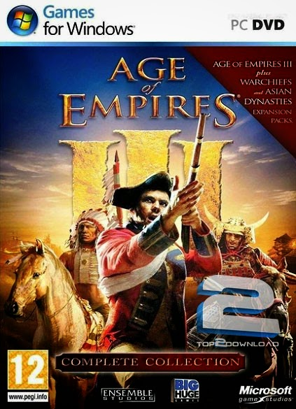 AGE OF EMPIRES III COMPLETE COLLECTION DOWNLOAD