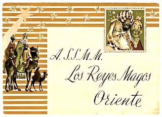 Reyes Magos 2013 de Laura Rosillo