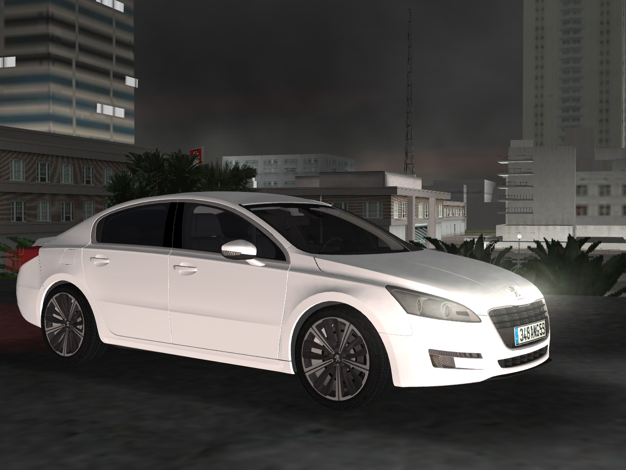 sean taiwan gta vc mods peugeot 508 gt. Black Bedroom Furniture Sets. Home Design Ideas