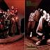 Personagens da Marvel na capa de álbuns famosos do rap americano