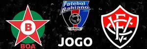 AO VIVO: Boa Esporte x Vitória