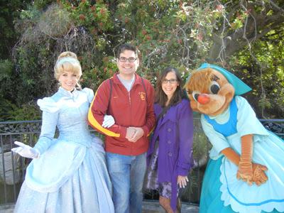 Cinderella at Dapper Day 2013