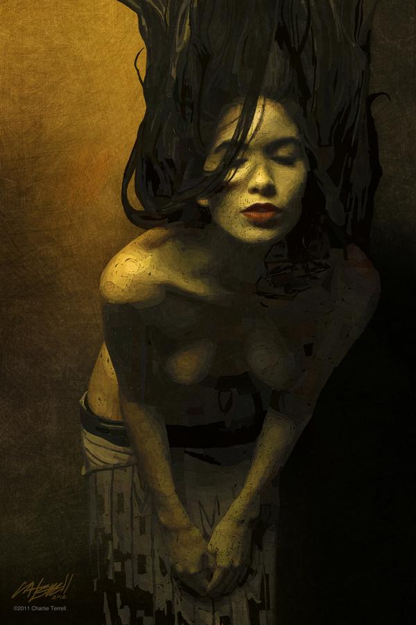 Doctor Ojiplático. Charlie Terrell. Pintura Digital | Digital Painting