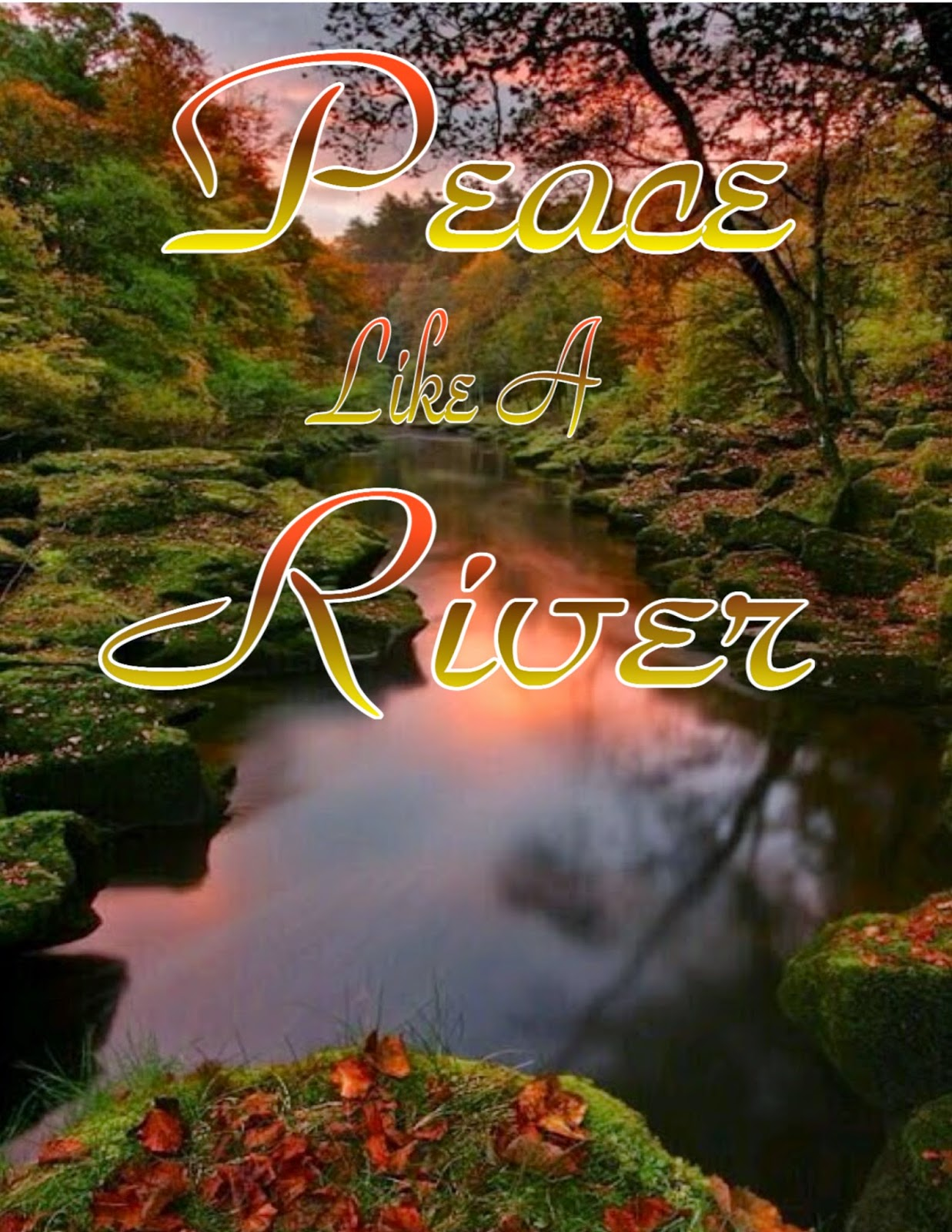 thesis statement for peace like a river Free summary of peace like a river by leif enger description and analysis of the major themes and a brief biography of the author.