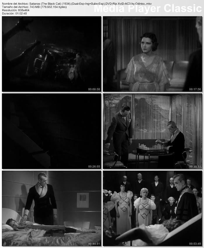 Imagenes de la pelicual: Satanás | 1934 | The Black Cat