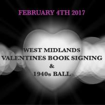 West Midlands Book Signing