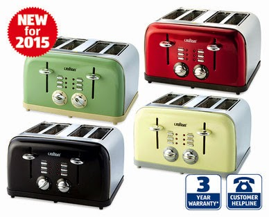 Aldi special buy toaster for 20 pounds