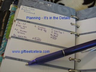 planner tips, planner tricks