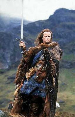 Connor MacLeod Highlander