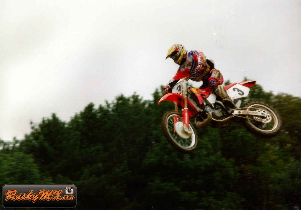 Jeremy McGrath Broome Tioga 1995