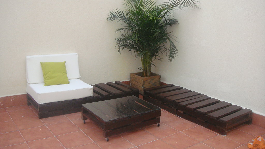 Rincon chill out con palets - Rincon chill out ...
