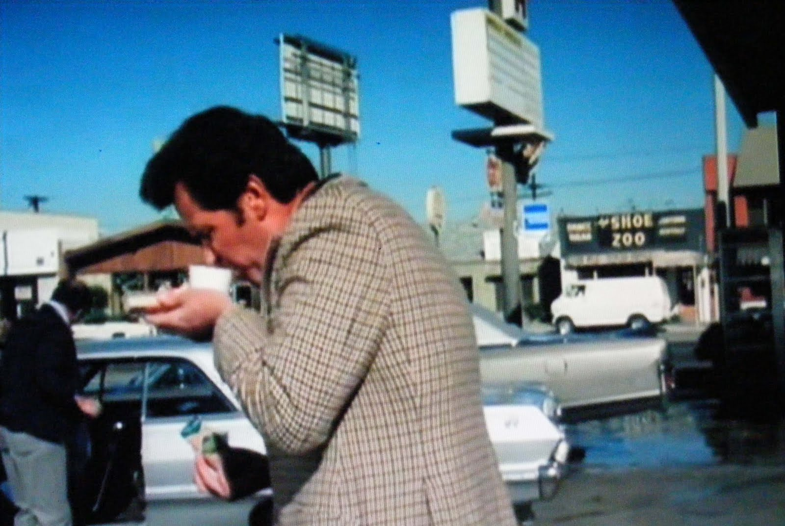 Rockford files filming locations the rockford files - Interior car cleaning los angeles ...