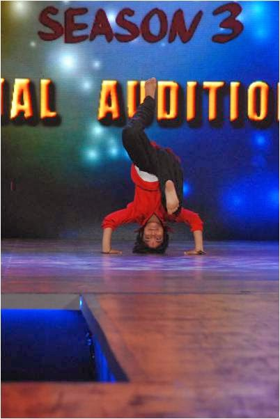 Dance performance by Yogesh in DID Li'l Masters Season 3 final auditions