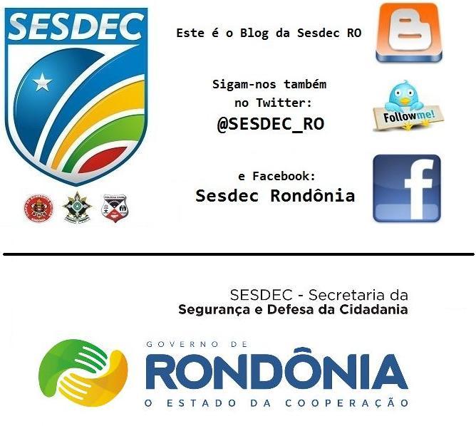 Sesdec Rondônia