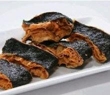 Ikan Asin Vegetarian