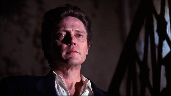 Christopher Walken in King of New York