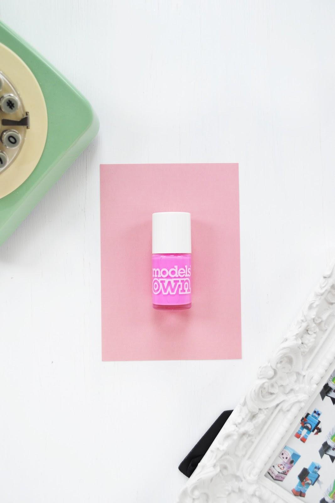 models own malibu pink