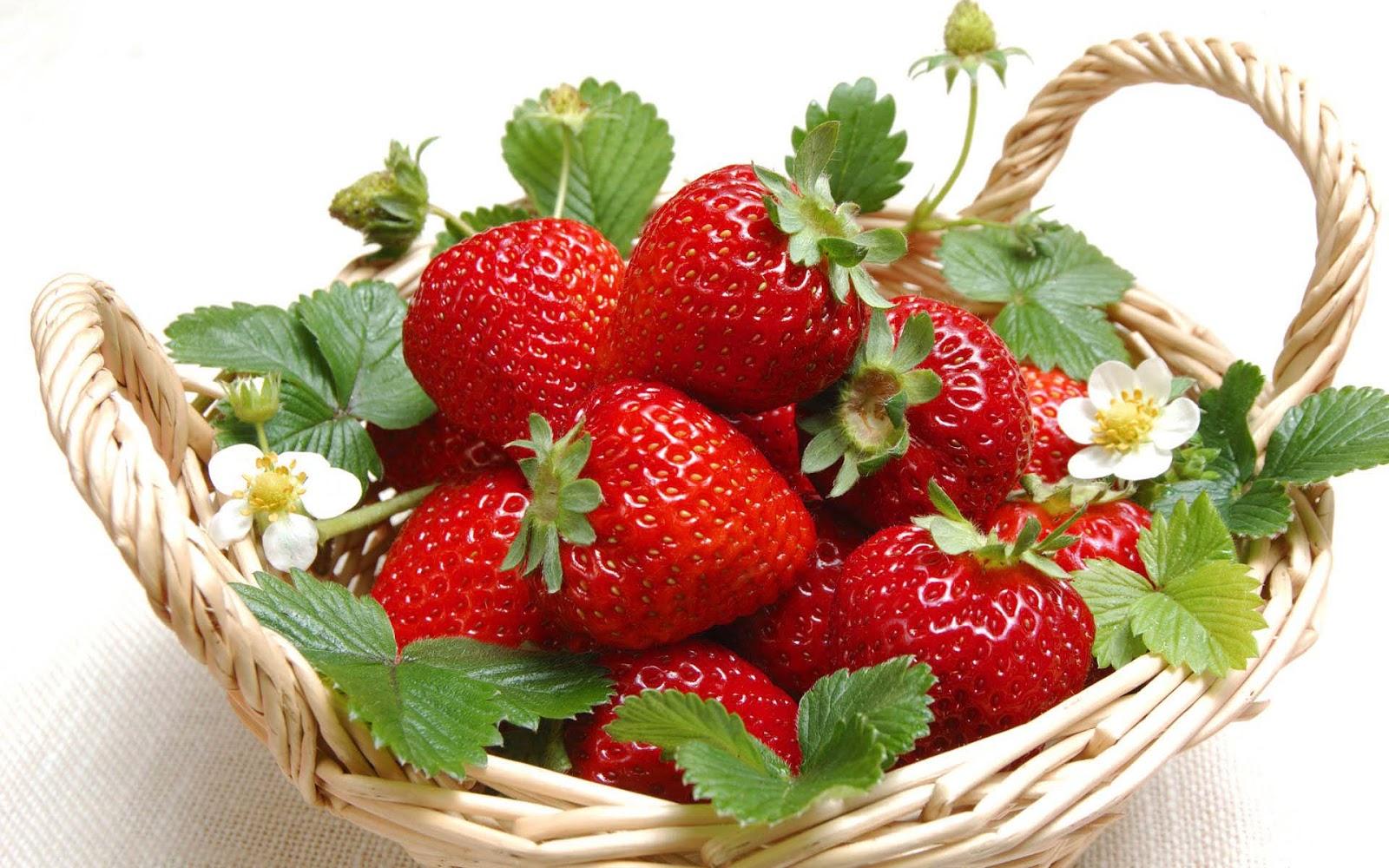 Fruit wallpaper download free - A Original Strawberry Images